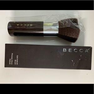Brand new Becca soft kabuki foundation brush
